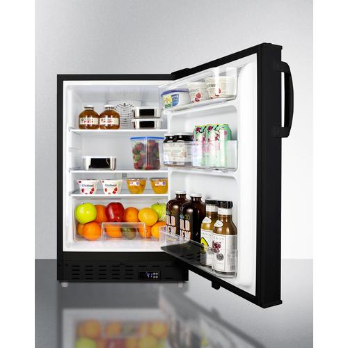 ALR47B Refrigerator Full