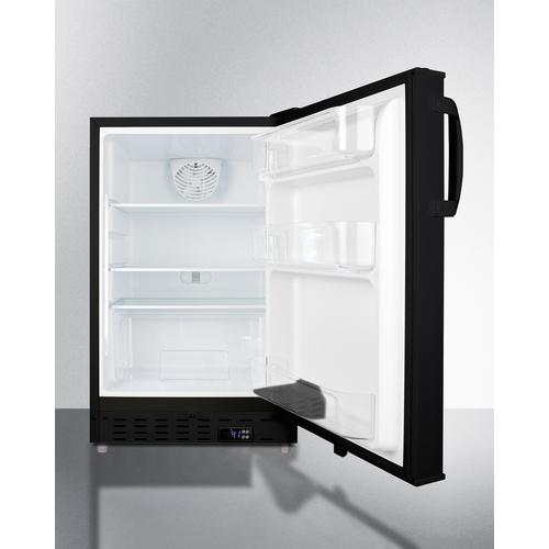 ALR47B Refrigerator Open