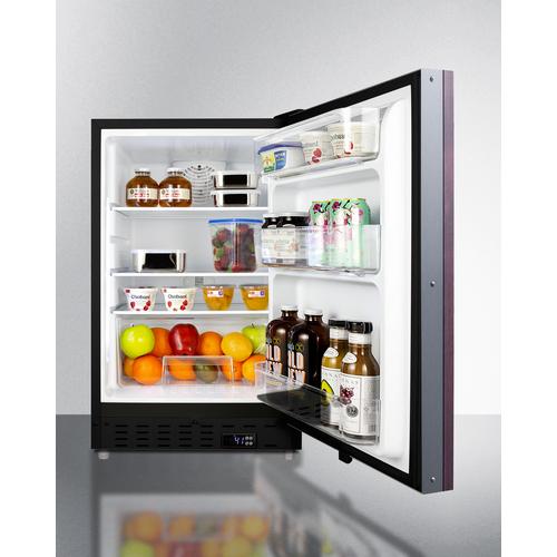 ALR47BIF Refrigerator Full