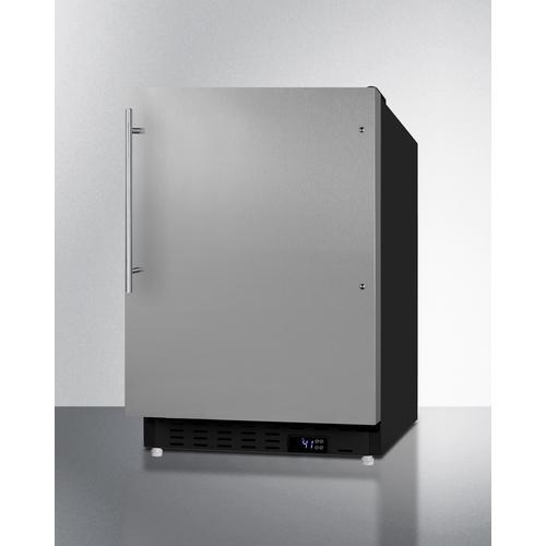 ALR47BSSHV Refrigerator Angle