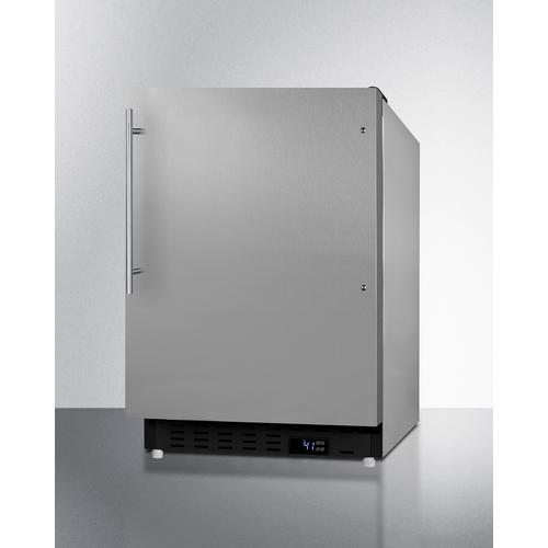 ALR47BCSSHV Refrigerator Angle