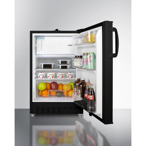 ALRF49B Refrigerator Freezer Full