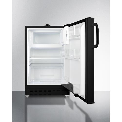 ALRF49B Refrigerator Freezer Open