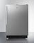 ALRF49BSSHV Refrigerator Freezer Front