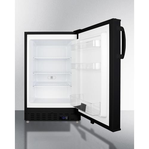 ALFZ37B Freezer Open