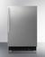 ALFZ37BSSHV Freezer Front