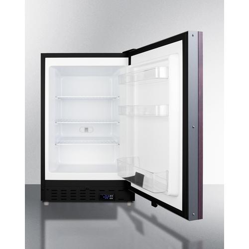 ALFZ37BIF Freezer Open