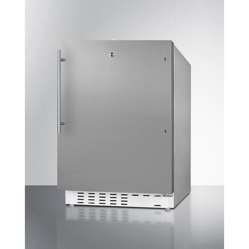 ALRF48CSSHV Refrigerator Freezer Angle