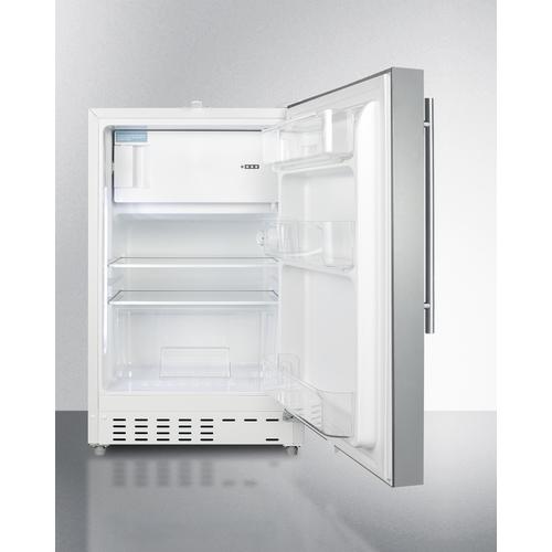 ALRF48CSSHV Refrigerator Freezer Open