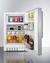ALRF48CSSHV Refrigerator Freezer Full
