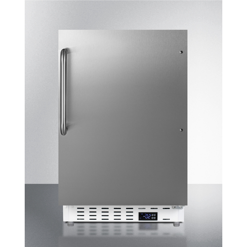 ALFZ36SSTB Freezer Front
