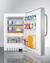 ALFZ36SSTB Freezer Full