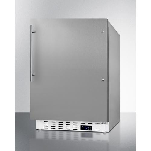 ALFZ36CSSHV Freezer Angle