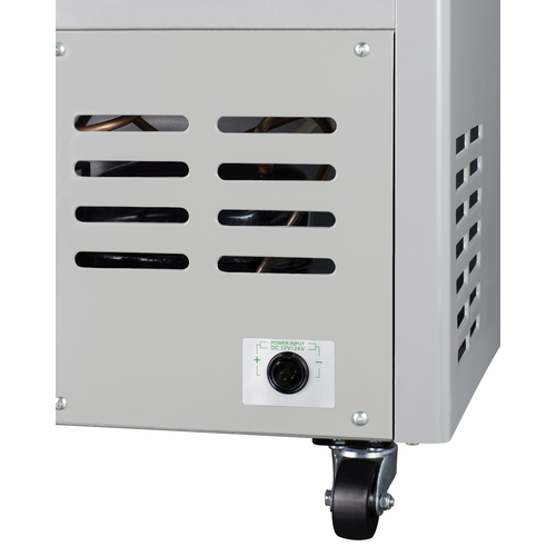 SPRF86M2 Refrigerator Freezer Detail