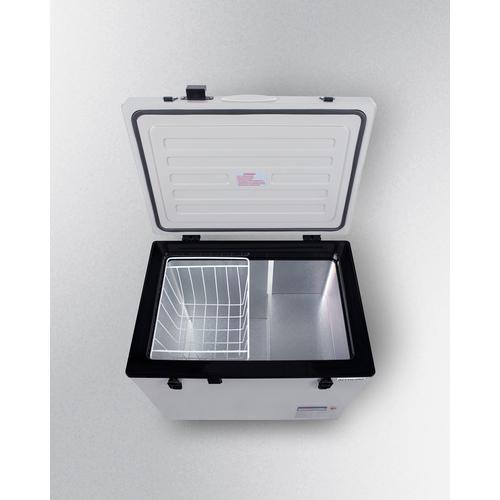 SPRF86M2 Refrigerator Freezer Open