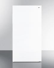 UF18W Freezer Front