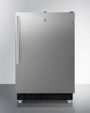 ALRF49BCSSHV Refrigerator Freezer Front
