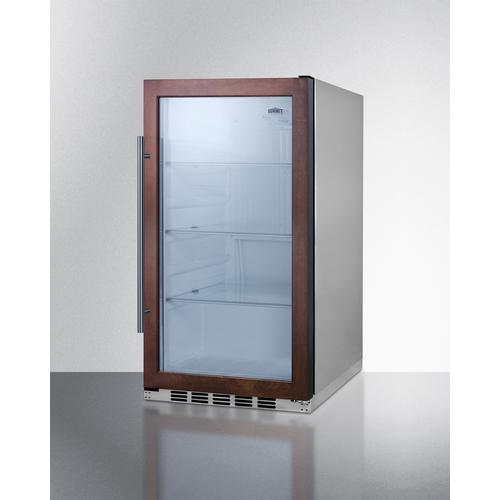 SPR489OSCSSPNR Refrigerator Angle