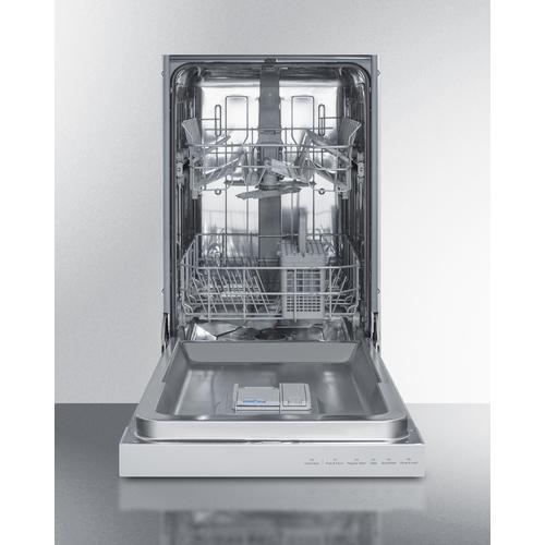 DW18SS31ADA CLONE Dishwasher Open