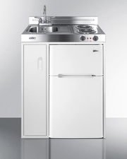 C30EL Kitchenette Front