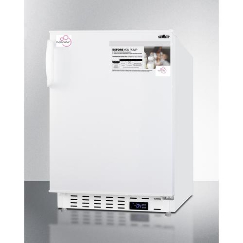 ALFZ36MC Freezer Angle