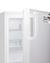 ALFZ36MC Freezer Detail