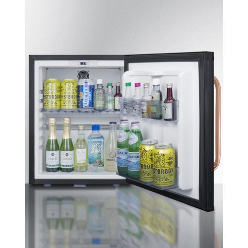 MB12BTBC Refrigerator Full
