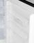 ALFZ37BCSS Freezer Detail