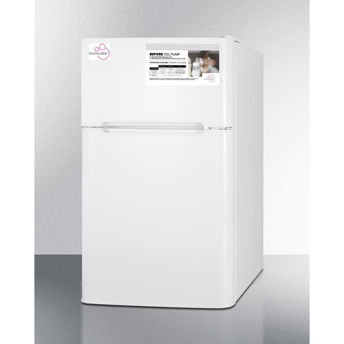 CP34WMC Refrigerator Freezer Angle