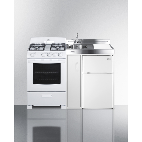ACK54GASW Kitchenette Front