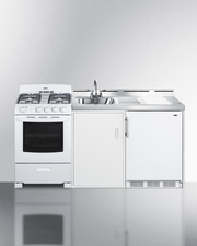 ACK72GASW Kitchenette Front