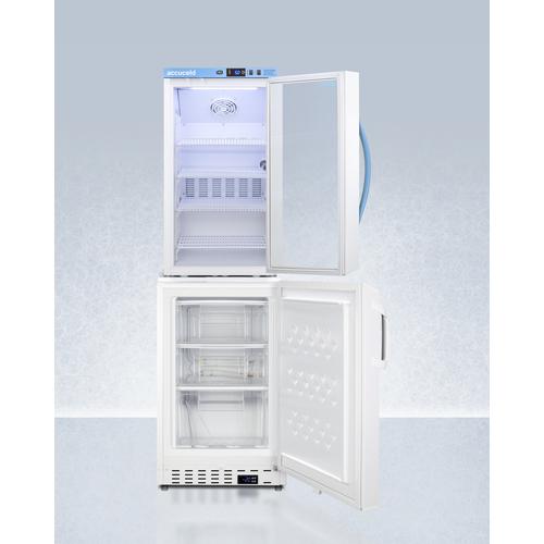 ARG3PV-ADA305AFSTACK Refrigerator Freezer Open