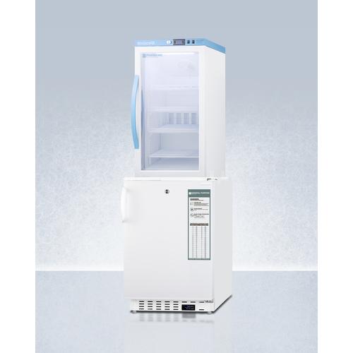 ARG3PV-ADA305AFSTACK Refrigerator Freezer Angle