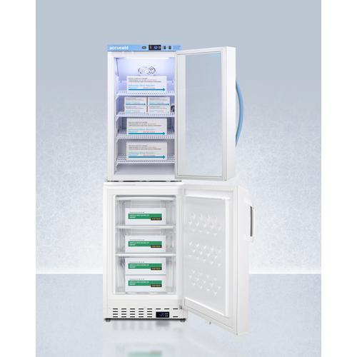 ARG3PV-ADA305AFSTACK Refrigerator Freezer Full