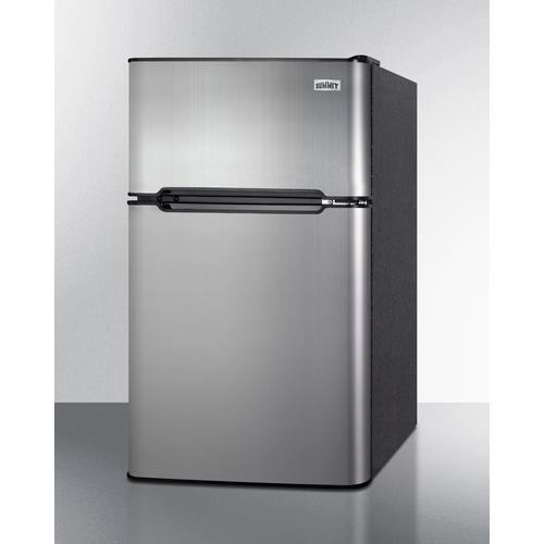 CP34BSS Refrigerator Freezer Angle