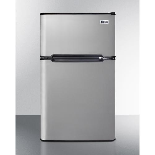 CP34BSS Refrigerator Freezer Front