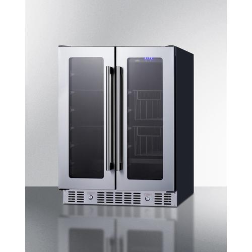 ALFD24WBVPANTRY Refrigerator Angle