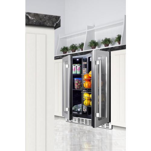 ALFD24WBVPANTRYCSS Refrigerator Set