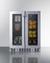 ALFD24WBVPANTRYCSS Refrigerator Full