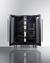 ALFD24WBVPANTRYCSS Refrigerator Open