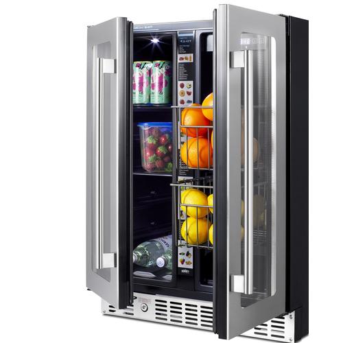 ALFD24WBVPANTRYCSS Refrigerator Detail