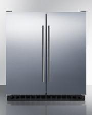 FFRF3075WCSS Refrigerator Freezer Front