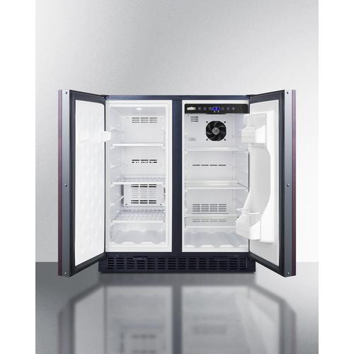 FFRF3070BIF Refrigerator Freezer Open