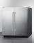 FFRF3070BSS Refrigerator Freezer Angle