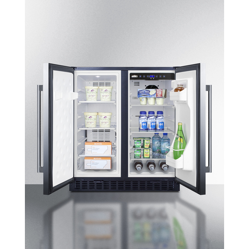 FFRF3070BSS Refrigerator Freezer Full