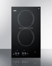 CR2110 Electric Cooktop Front