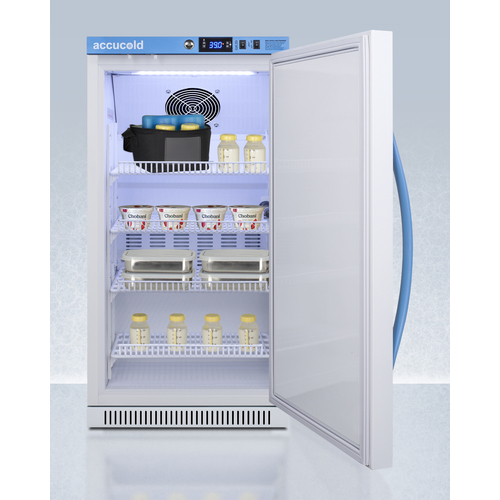 MLRS32BIADAMC Refrigerator Full