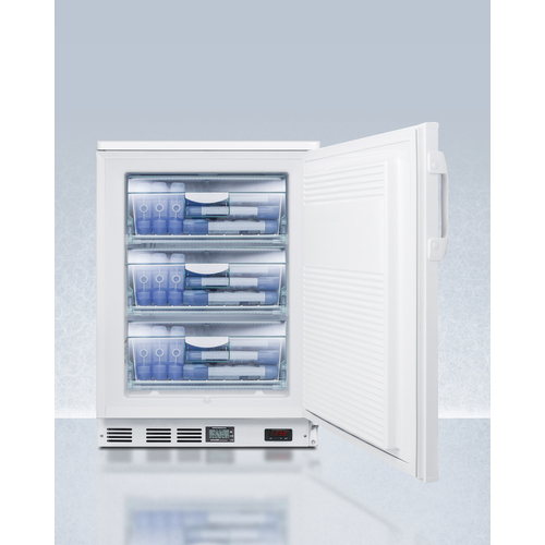 VT65 Freezer Full