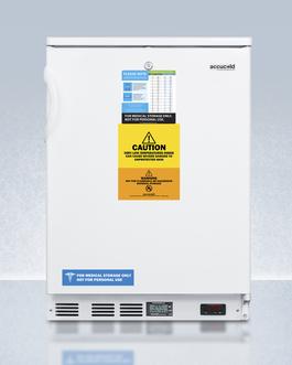 VT65 Freezer Front