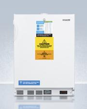 VLT650ADA Freezer Front